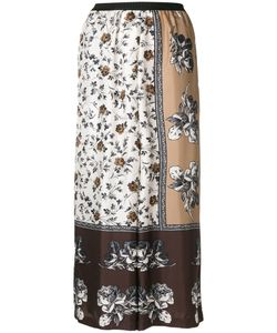 Antonio Marras | Wide Leg Flower Trousers