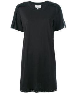 3.1 Phillip Lim | Zip Detail T-Shirt Dress Size Medium