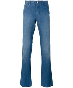 Brioni | Slim-Fit Jeans 34 Cotton/Spandex/Elastane
