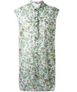 GIAMBA | Oversized Sleeveless Shirt Size 44
