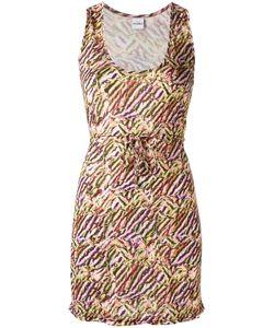 AMIR SLAMA | Printed Beach Dress Gg Cotton