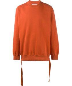 Johnlawrencesullivan | Side Strap Sweatshirt Small Cotton