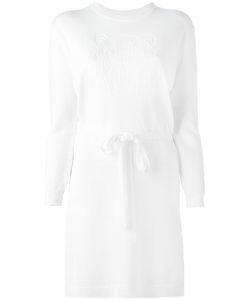 Kenzo | Tiger Pointelle Sweater Dress Size Xs