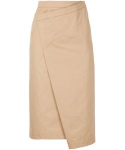 ASTRAET | Wrap Pencil Skirt Women 0