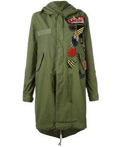MR & MRS Italy | Multipatch Parka Size