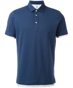 Brunello Cucinelli | Classic Polo Shirt Medium Cotton