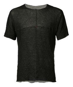 MA+ | Ma Panelled T-Shirt Size 50