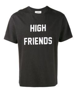 Neighborhood | X Fuct Ssdd Text T-Shirt Large Cotton