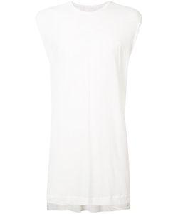 JULIUS | Semi-Sheer Elongated Sleeveless T-Shirt Size 4