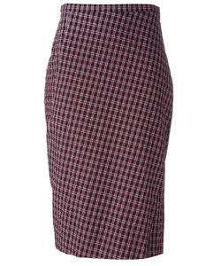Altuzarra | Vic Skirt 38 Cotton/Spandex/Elastane/Polyester