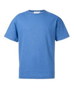 Sunspel | Raschel Knit T-Shirt Large Cotton