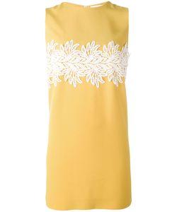 Sara Battaglia | Lace Mini Dress