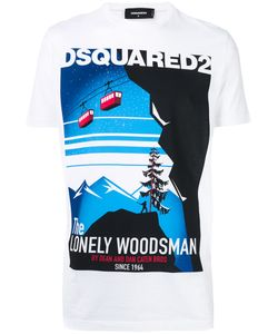 Dsquared2 | Lonely Woodsman T-Shirt