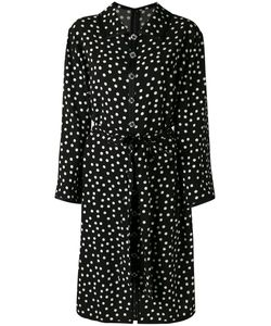 Dolce & Gabbana | Polka Dot Shirt Dress