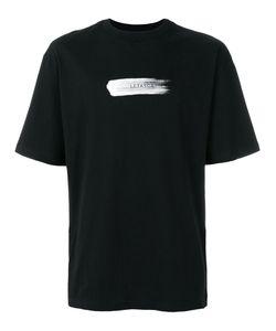 LETASCA   Brushstroke T-Shirt Men Xl