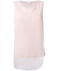 Akris | Laye Tank Top 38 Polyester/Viscose/Silk
