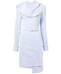 Monse | Полосатое Платье С Поясом