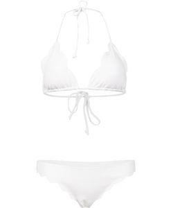 MARYSIA | Broadway Triangle Top Brief Bottom Bikini Medium