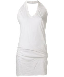 Rick Owens | Oversized Halter Top 40 Cotton