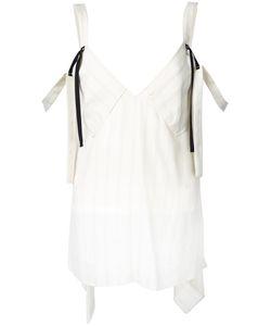 Rito   Striped Multi Strap Camisole