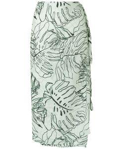 Brigitte | Printed Skirt G Polyamide/Spandex/Elastane