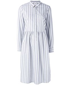 Chinti And Parker | Striped Shirt Dress