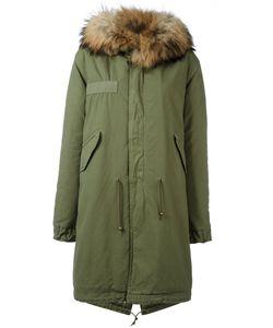 MR & MRS Italy | Classic Parka Coat Size Medium