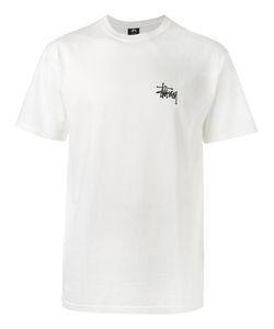 Stussy | Logo Print T-Shirt L