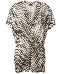 Missoni | Zig Zag Beach Dress 42 Rayon