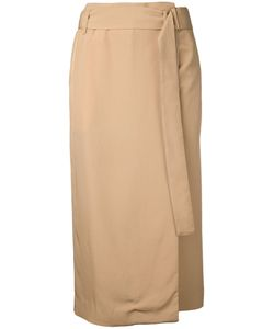 Cityshop | Belted Wrap Skirt 36