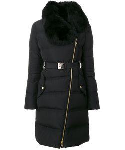 Versace Collection | Пальто С Отделкой Мехом