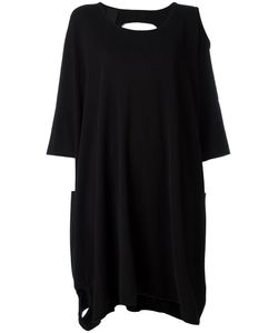 Rundholz Black Label | Cut-Out Sweatshirt Dress Size Medium
