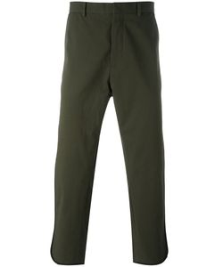 Ports | 1961 Cropped Trousers 48 Cotton/Linen/Flax/Polyamide/Polyester