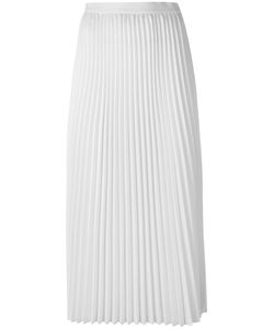 08SIRCUS | Pleated Midi Skirt 2