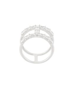 V JEWELLERY   Baguette Ring Women