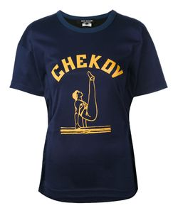 JUNYA WATANABE COMME DES GARCONS | Junya Watanabe Comme Des Garçons Chekov Print T-Shirt