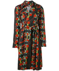AREA DI BARBARA BOLOGNA | Pattern Trench Coat Size 40