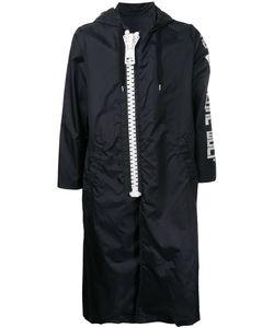Maison Mihara Yasuhiro | Oversized Zipper Hooded Coat 46