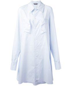 MOOHONG | Pleated Shirt 40 Cotton