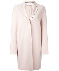 Harris Wharf London | Single Breasted Coat 48 Virgin