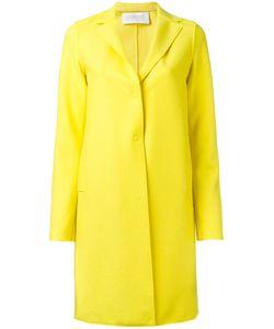 Harris Wharf London | Fitted Coat 46 Virgin Wool