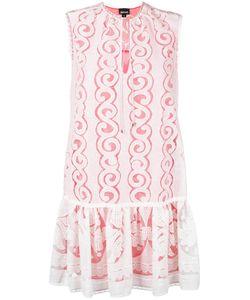 Just Cavalli | Платье С Вырезом На Завязках