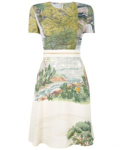 Stella Mccartney | Платье С Принтом