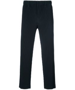 Issey Miyake | Ribbed Cropped Trousers