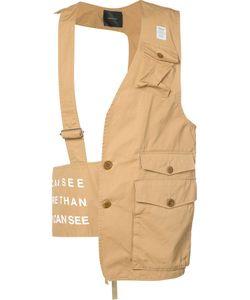 Undercover | Utility Pocket Vest Size 3