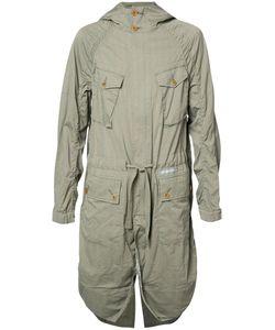 Undercover | Military Coat 3 Cotton/Polyurethane