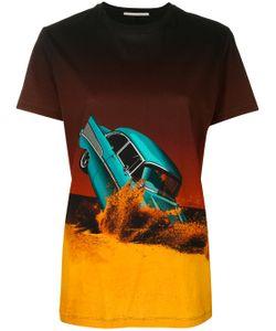Marco De Vincenzo | Smashed Car Print T-Shirt