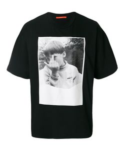 Komakino | Photo Print T-Shirt Men Xl