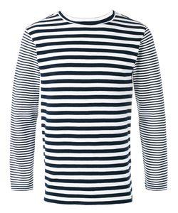 Blue Blue Japan | Striped T-Shirt