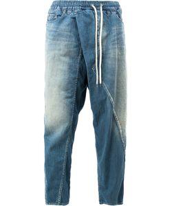 Maison Mihara Yasuhiro | Drop Crotch Tapered Jeans Size 50